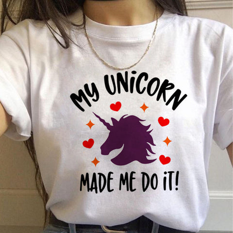 My Unicorn T Shirt