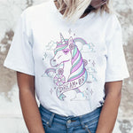 Deam On Unicorn T Shirt
