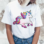 Unicorn T Shirt Child