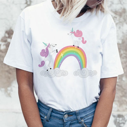 2 Unicorn T Shirt