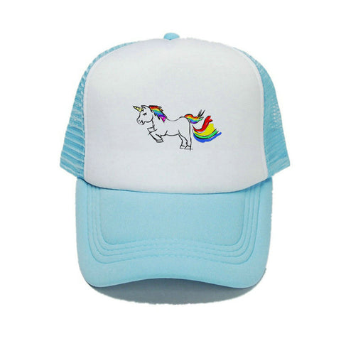 Unicorn Caps Cute