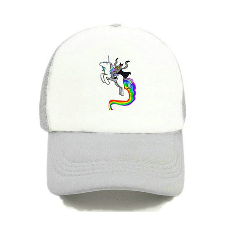 Wool Unicorn Caps