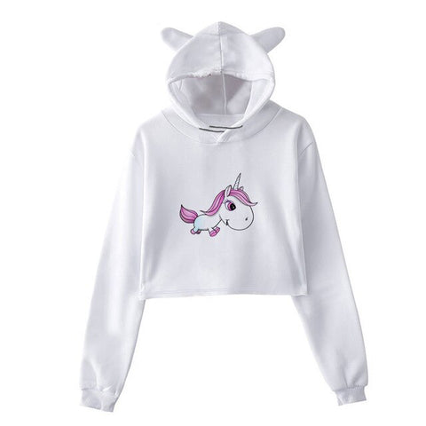 Child Unicorn Hoodie