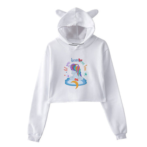 Let Your Dream Unicorn Hoodie