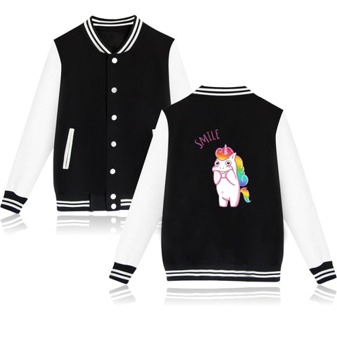Cute Unicorn Jacket