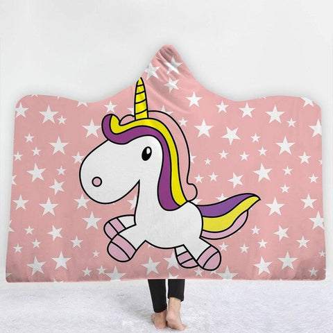 Star Unicorn Poncho