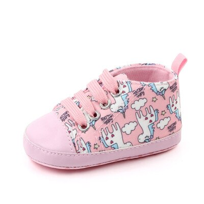Child Unicorn Pink Shoes