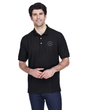 Men's Short Sleeve Pima Pique Polo Shirt