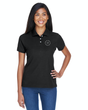 Ladies Short Sleeve Pima Pique Polo Shirt