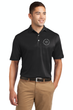 Men's Short Sleeve Dri-Mesh Polo Shirt