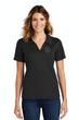 Ladies Short Sleeve Dri-Mesh Polo Shirt