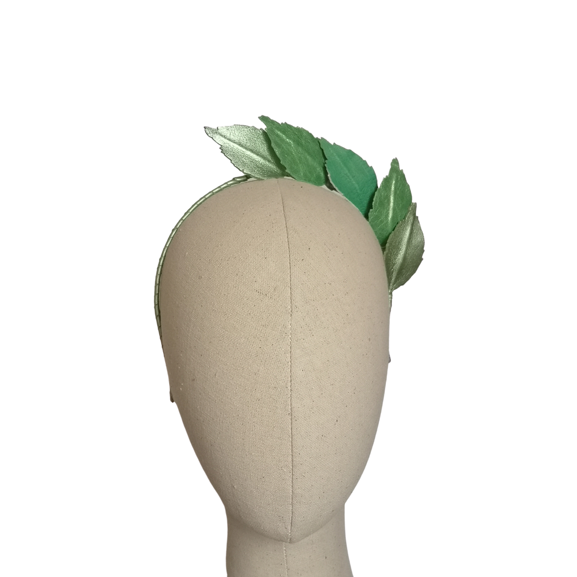Duilleog Leather Leaf Hairband