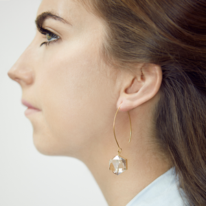 Brass Collection Earrings