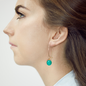 The Marble Collection Earrings