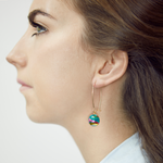 Load image into Gallery viewer, The Marble Collection Earrings