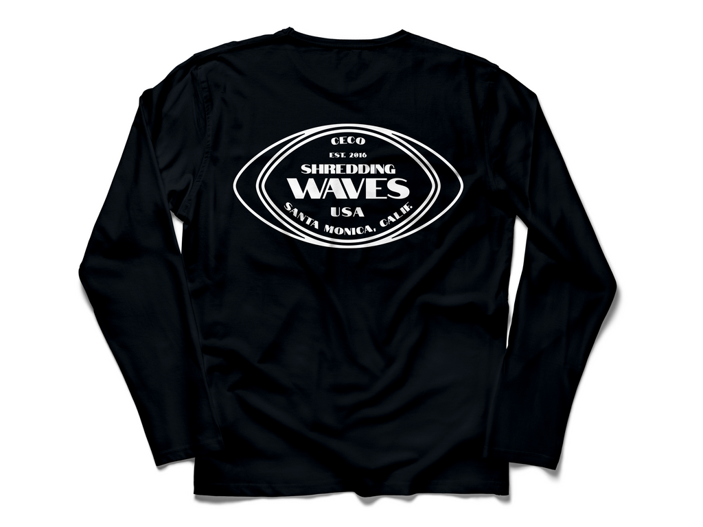 Shredding Waves Long Sleeve