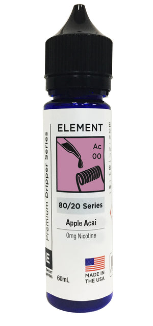 Apple Acai Dripper e-Liquid