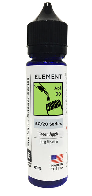 Green Apple Dripper e-Liquid