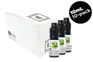Green Apple Dripper e-Liquid 10mL 10-pack