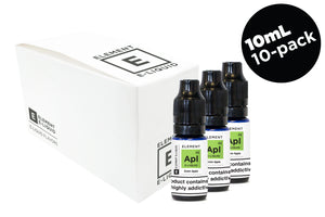 Green Apple Traditional e-Liquid 10mL 10-pack