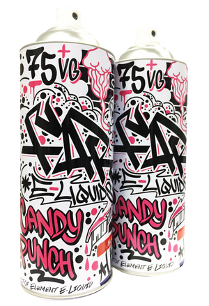 FAR Candy Punch 100mL Spray Can 2-Pack