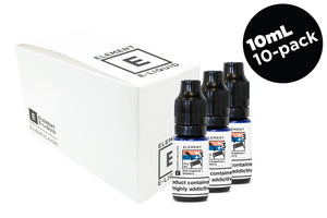 Emulsions Pink Grapefruit + Blueberry 10mL 10-pack