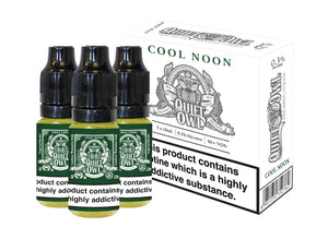 Quiet Owl Cool Noon 10mL 3-pack