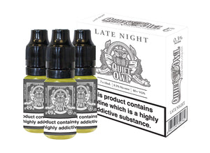 Quiet Owl Late Night 10mL 3-pack