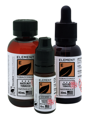 Element Tobacconist Hazelnut Tobacco