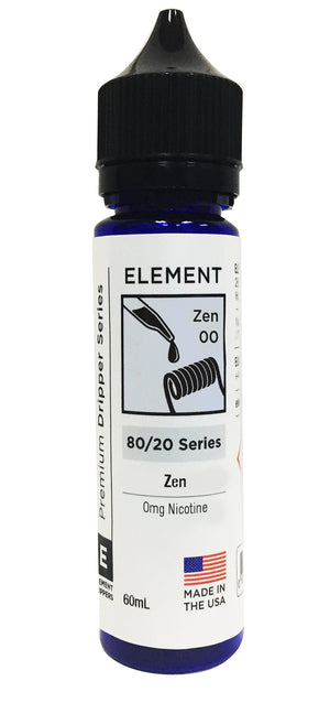 Zen Dripper e-Liquid