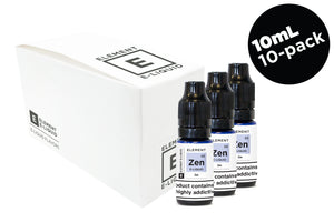 Zen Traditional e-Liquid 10mL 10-pack