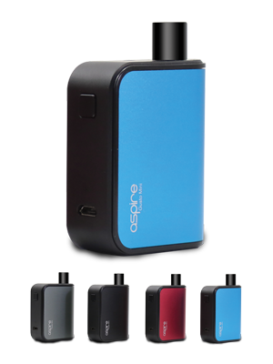 Buy a Gusto Mini and Get a FREE Pod Partner 3-Pack Box