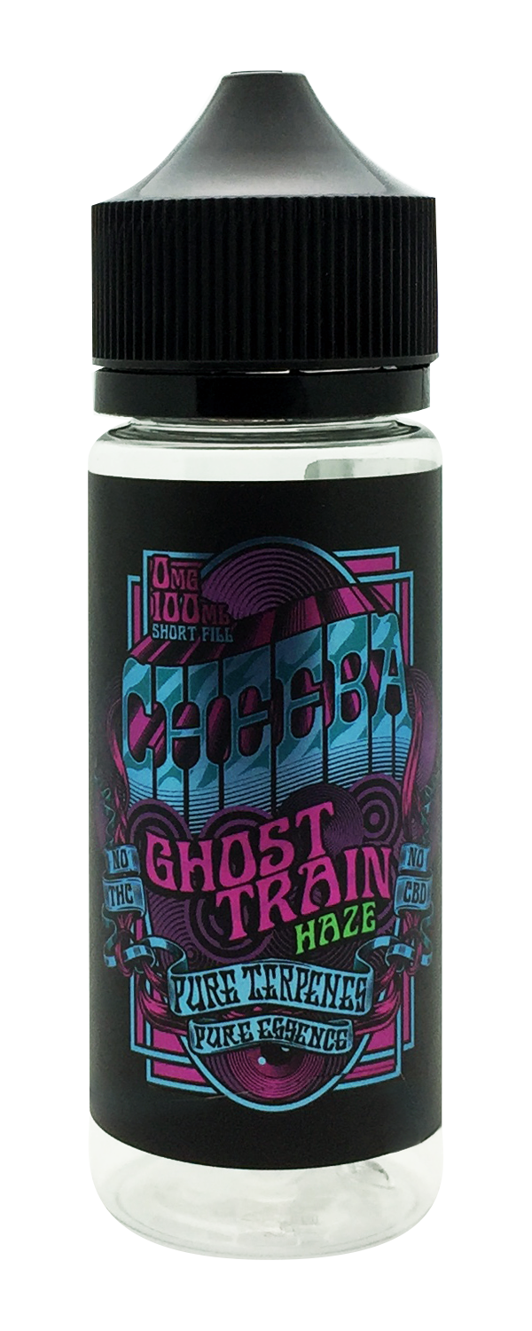 Cheeba Ghost Train Haze 100mL