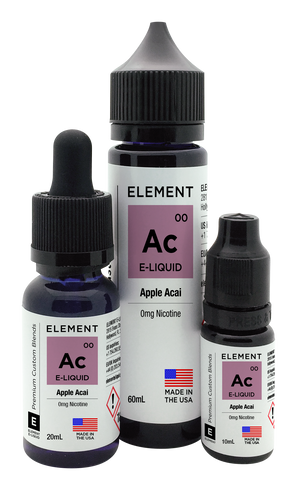 Apple Acai e-Liquid