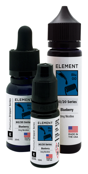 Blueberry Dripper e-Liquid