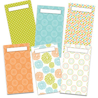 Spring (Pastel) Vertical Cash Envelopes (6)