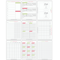 Garden Planning Printable Sheets