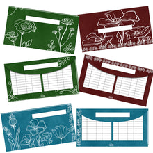 Load image into Gallery viewer, August Floral Cash Envelope Printables
