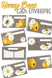 Busy Honey Bees Cash Envelopes