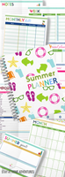 Free Summer Planner Printables