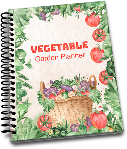 Mega Vegetable Garden Planner