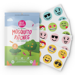 BuzzPatch Mosquito Patches