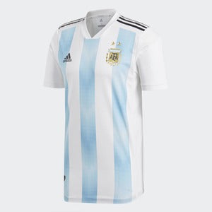 2018 World Cup Authentic Argentina Home Jersey
