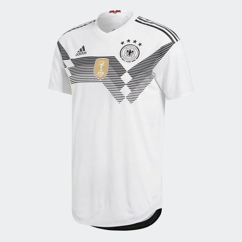 2018 World Cup Authentic Germany Home Jersey