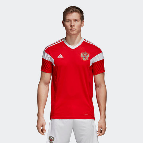 2018 World Cup Authentic Russia Home Jersey
