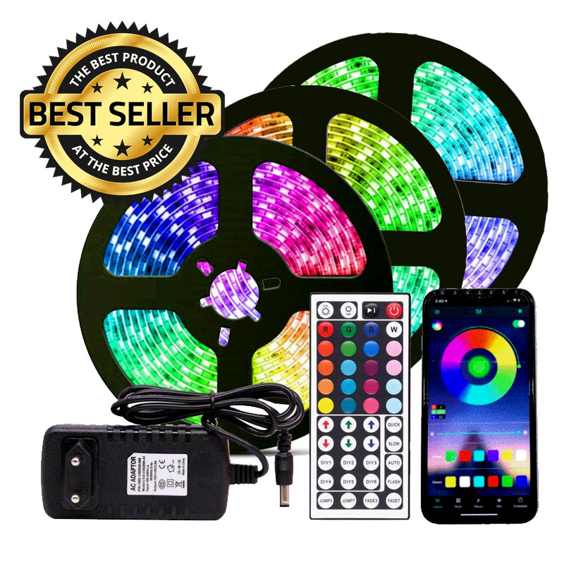 (49.2 FT) Joy-Lights™ LED Strip Light