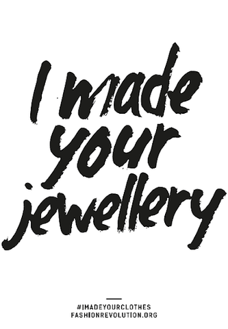 I made your jewellery