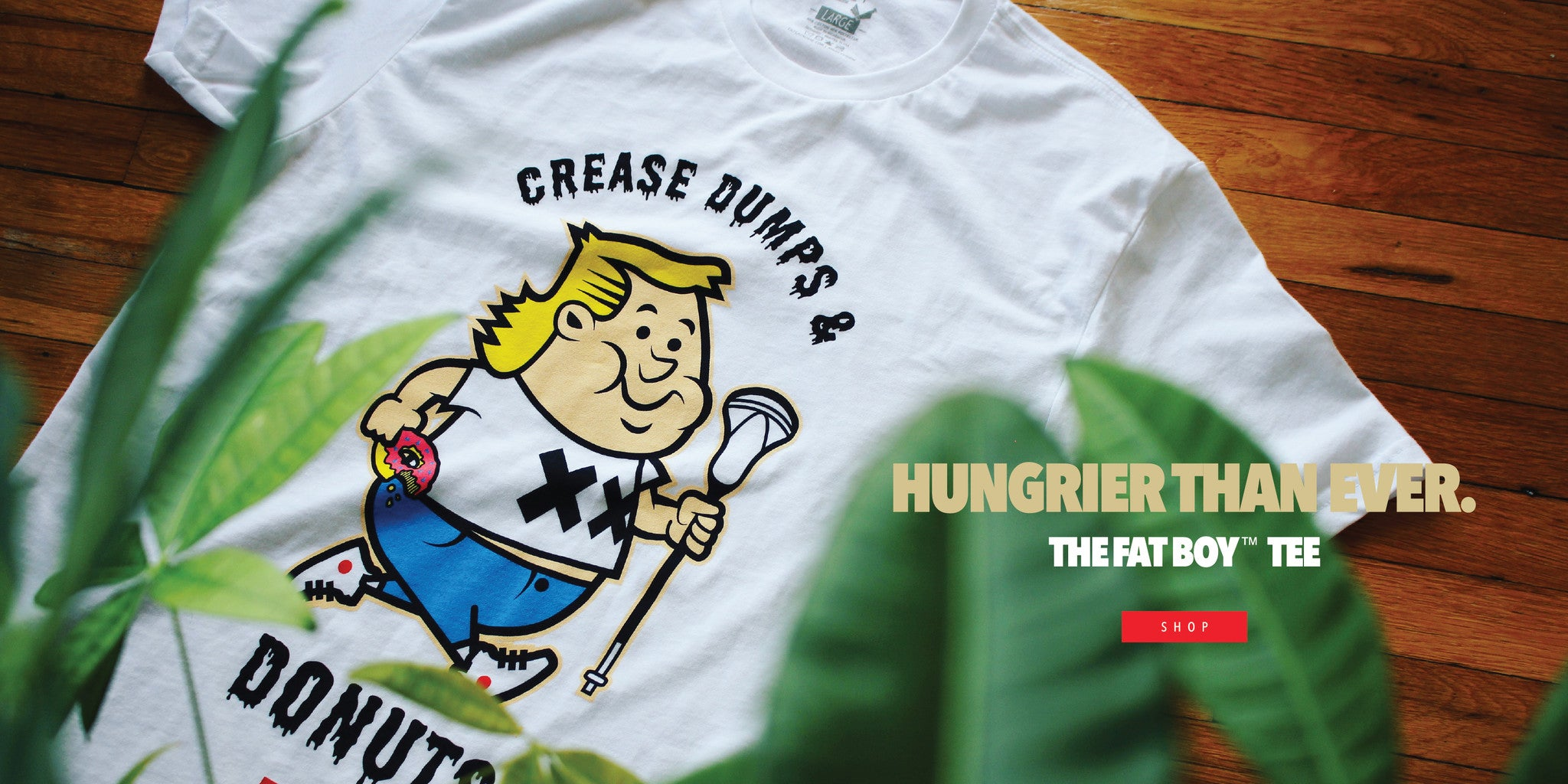 Shop the TILT X ECD Crabby Fat Boy Tee