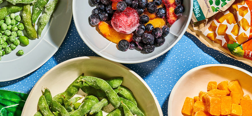 Why frozen food is the future