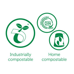 What's the difference between home-compostable and industrial-compostable products?